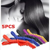 Crocodile Hair Salon Section Clamps Hairpins Alligator Hair Clips Styling Tools