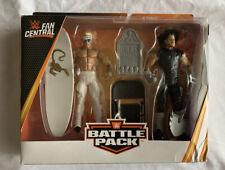 WWE Fan Central Sting vs Undertaker Battle Pack action figures