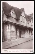 Wellingborough near Rushden. Old House in Sheep Street.