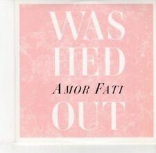(DJ445) Washed Out, Amor Fati - 2011 DJ CD