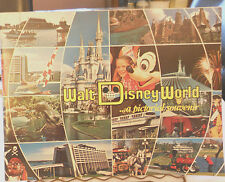 1977 Pictorial Souvenir of Walt Disney World booklet Excellent  Mickey Mouse