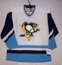 Vintage 1977 Pittsburgh Penguins CCM 550 Jersey XL