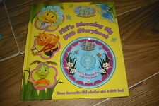 FIFI & THE FLOWER TOTS STORYBOOK & DVD 3 STORYS & DVD BRAND NEW