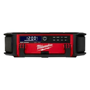 Milwaukee 2950-20 M18 18V PACKOUT Radio Charger - Bare Tool