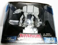 HASBRO TITANIUM SERIES STAR WARS ULTRA AT-AT - IN DOME DISPLAY CASE