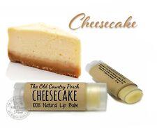 Cheesecake Natural Lip Balm