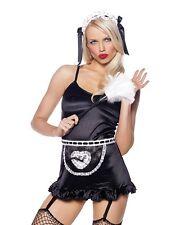 New French Maid Accessory Kit Leg Avenue 2058