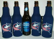 EIGHT PIECE COLUMBUS BLUE JACKETS NEOPRENE  CLOSEOUT PACKAGE WITH FREE SHIPPING