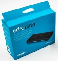 Echo Auto Hands-free Smart Assistant with Mount, Add Alexa to car Speakers- New!