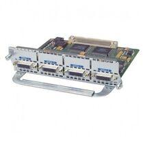 Cisco NM-4A/S Network Module  (New open box)