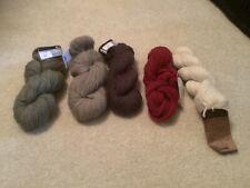 Alpaca Yarn Lot