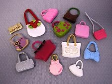"""Barbie Doll * Handbag Lot """"New"""" Shoes/Accessories Category #7"""