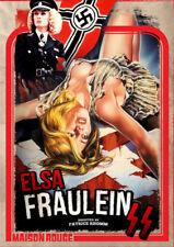 Elsa Fraulein SS 1977 DVD