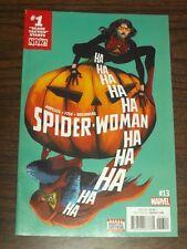 SPIDERWOMAN #13 MARVEL COMICS NM (9.4)
