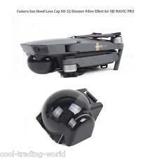 Gimbals Camera Cover Sun Hood Lens Cap ND 32 Dimmer Filter for DJI MAVIC PRO