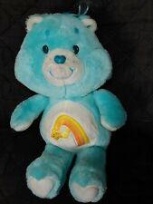 Kenner Care Bears Wish Bear Stuffed Plush 1983