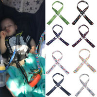 Baby Stroller Accessories Anti-Drop Chain Belt Holder Toys Stroller Strap Fixed