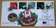 Classic Cars 1996 Royal Nuovo di zecca MEDAGLIA COVER London & Brighton H/S