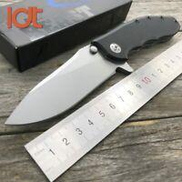 Faltmesser Multifunktion Faltbar Edelstahl Tasche Messer Camping Tool Jagd Knife