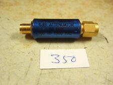 Attenuator, 4dB 50 Ohm SMA 1500 MHz Minicircuits SAT-4 - New!