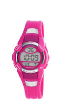 AM :p M Digital Reloj De Niñas pc173-u425 ALARMA, Cronógrafo plástico rosa