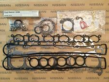 GENUINE NISSAN FULL ENGINE GASKET KIT SET SKYLINE RB25DET R33 GTST REBUILD HEAD