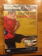 Kettle worx six-week body transformation with fitness expert Ryan... - DVD  FJVG