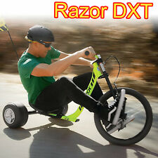 Big Wheel Adult Tricycle Trike Drift For Adults Active Sport Mans Accessories