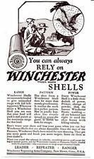 1926 Vintage ads Winchester Shells & IverJohnson Shot Gun 2 sided