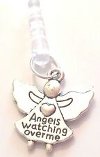 Guardian Angel Dust Plug Mobile Phone charm Seriph lucky charm gift talisman