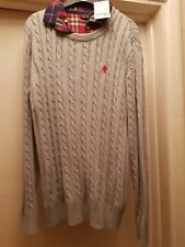 Brand new Boys Next Jumper rrp £22.00