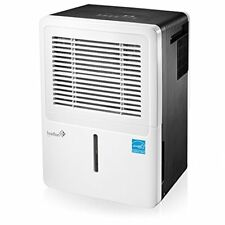 Energy Star Ivation Dehumidifier, For Spaces Up To 4,500 Sq Ft, Includes Program