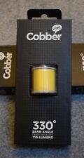 Knog Lil Cobber Front LED Bike Light Rechargeable, USB, programable