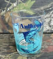 Vtg Anthony's Fish Grotto 4.5'' Rocks Drinking San Diego CA