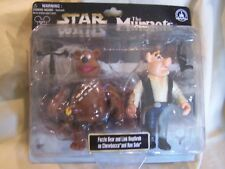 RARE Star Wars The Muppets starring Animal, Link Hogthrob & Scotter Disney Toys
