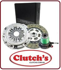 Blusteele Clutch Kit for Holden Barina MF 1.3 Ltr 2//1989-10//1991 with WARRANTY