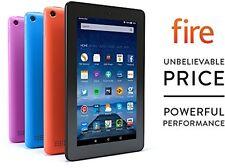 Fire Tablet, 7 Display, Wi-Fi, 16 GB (Black)