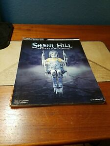 Silent Hill Shattered Memories Strategy Guide Brady Games