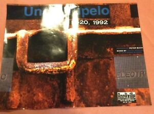Uncle Tupelo 16-20 Promotional Poster Wilco NEW Rockville Records original