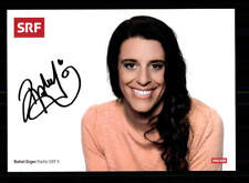Rahel Giger Autogrammkarte Original Signiert # BC 121577