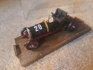 Brumm 1:43 Diecast Model 1904 Fiat Coppa Florio Racing Car (Ref R9), MIB