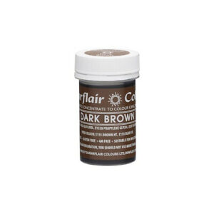 SugarFlair Concentrated Edible Paste Gel Food Colouring for Cakes and Icing 25g