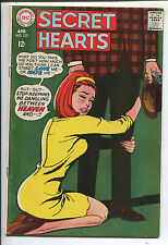 Secret Hearts #127 - Love Me or Hate Me! - (Grade 5.0) 1968