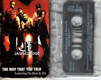 Jagged Edge The Way That You Talk 1997 Cassette Tape Single Rap Hiphop Pop R&B