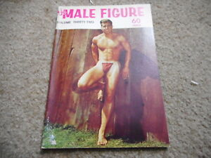The Male Figure Vol 32 1964 - Bodybuilding Gay Interest magazine