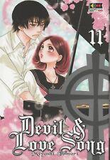 Devil & Love Song n. 11 di Miyoshi Tomori - Sconto 30% - Ed. Flashbook
