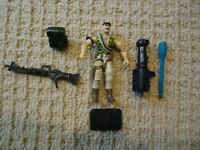 Vintage GI Joe Gung Ho (V3) 1992 Hasbro Action Figure Marine Almost Complete