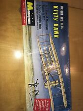 Monogram Four Star 1/40 PA30 Wright Brothers Kitty Hawk Factory Sealed