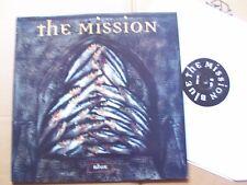 Missione, Blue LP M (-)/M (-) EQUATOR Records sweelp 002 Inghilterra 1996
