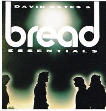 David Gates & Bread - Essentials CD - Hits Of Bread